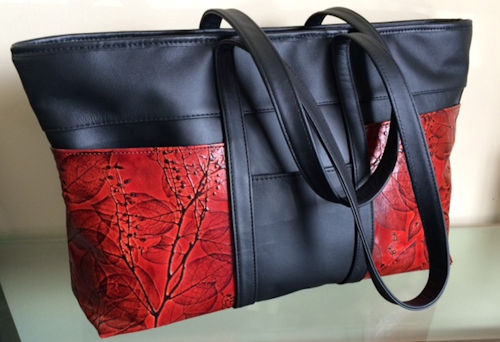 Leaf Leather - Leather Purses, Handbags, Totes