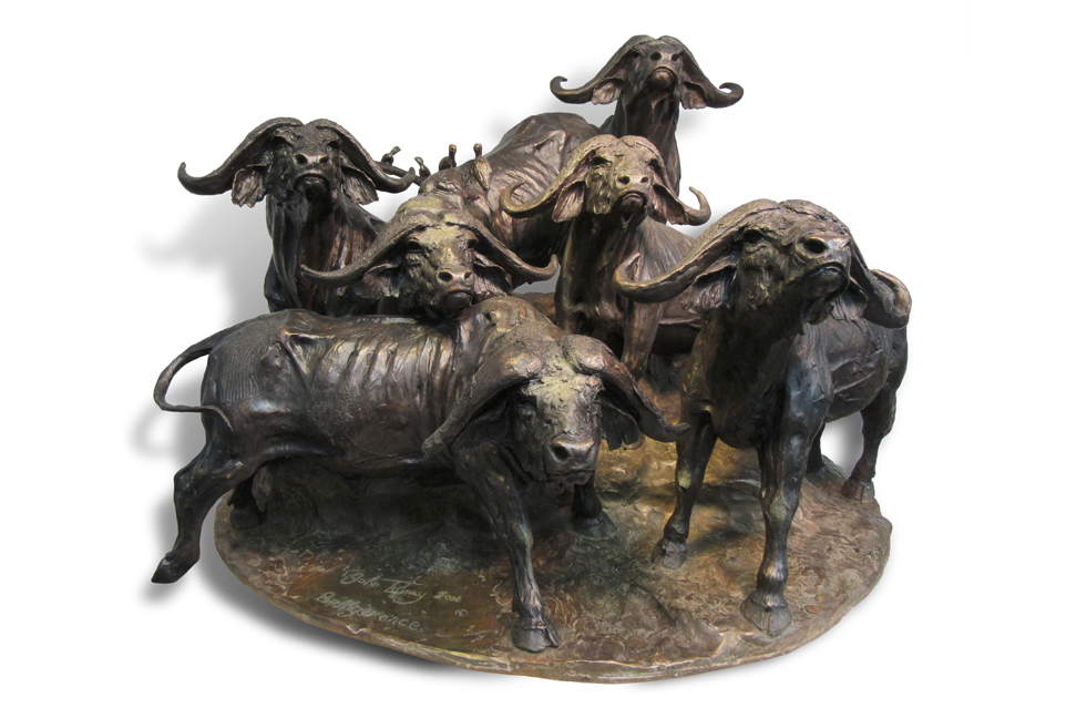 Bronze & Other Metal Sculptures
