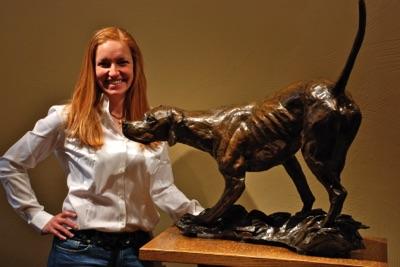 Liz Lewis - Bronze Sculptures