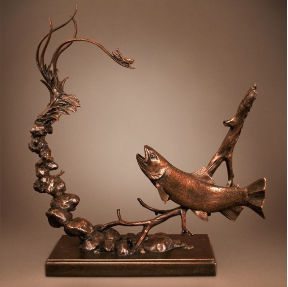 Fishing & Marine Sculptures & Carvings