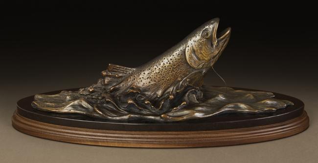 Dan Genord - Bronze Sculptures
