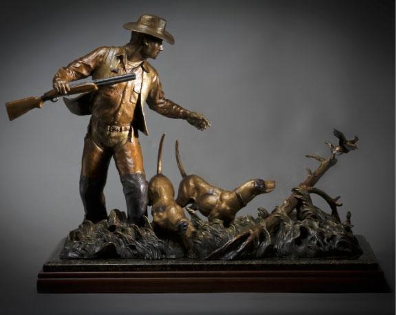 Bronze & Other Metal Sculptures