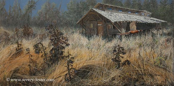 Suzie Seerey-Lester - Oil & Acrylic Paintings