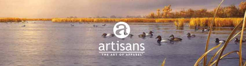 Artisans Inc. - Ducks Unlimited Apparel