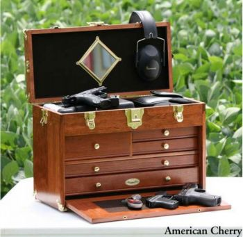 1805 Retro Chest - Shown Opened - Gerstner