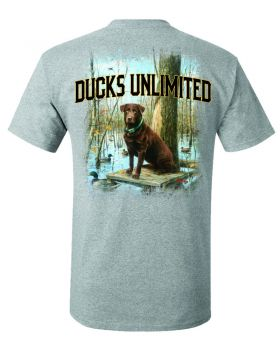 Flooded Timber Lab DU T Shirt