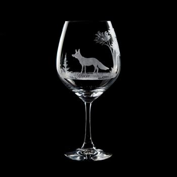 Vino Grande 24 oz Burgundy Glass by Queen Lace crystal