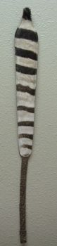Zebra Hide Rifle Sling