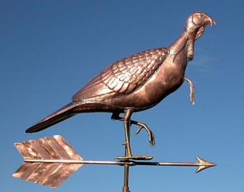 Turkey Weathervane - Barry Norling