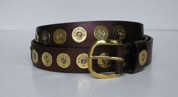 AA Mega Shotshell belt by Royden Leather Belts