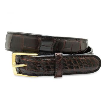 Alligator belt by Bull and Briar
