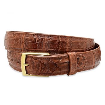 Alligator belt by Bull and Briar