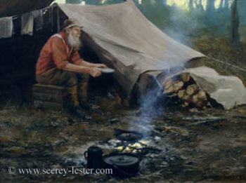 """Alone"" - Giclee Print by John Seerey-Lester"