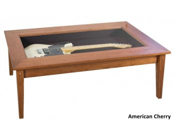 Collectors Display Table- American Cherry