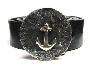 Anchor Buckle by Tyger Forge