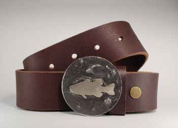 Bass Buckle by Tyger Forge