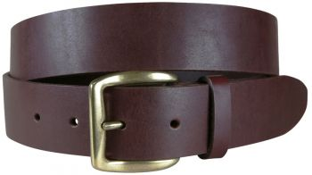 Baxter Leather Belt by Belted Cow