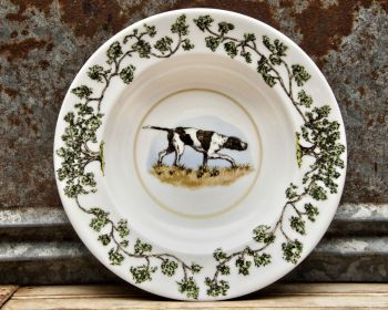 Birdie Plantation China Bowl by WM Lamb and Son