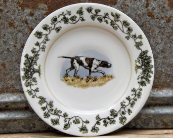 Birdie Salad Plate Plantation China by WM Lamb and Son