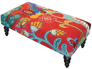 Bloomer Cactus Bench by Michaelian Home