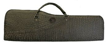 Cape Buffalo Hide Take Down Shotgun Case