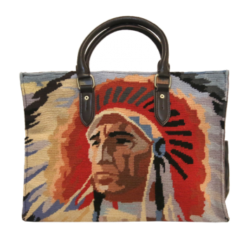 Chief Handbag by Michaelian Home