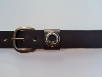 Clay Pigeons/Sporting Clays Belt by Royden Leather Belts