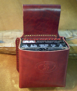 Coyote Single Shell Leather Pouch by Coyote Company Leather