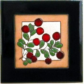 Cranberries Ceramic Tile - Maanum Custom Tiles