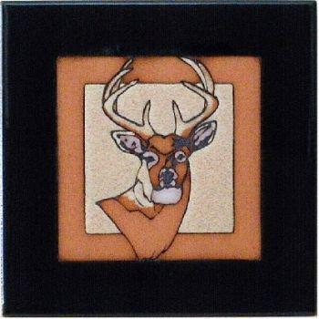Deer Ceramic Tile is a Maanum Custom Tile
