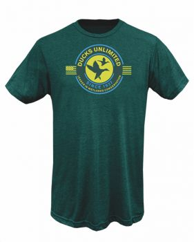 Duck Salute Softstyle Ducks Unlimited T-shirt