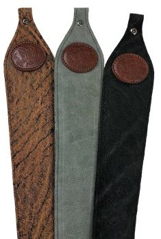 Elephant Hide Rifle Sling - Black, Grey and Brown