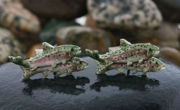 Enamel-hand-painted-double-rainbow-trout-cufflinks-Tight-Lines-Jewelry