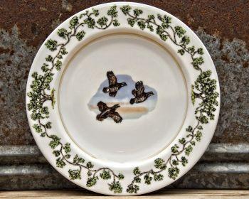 Flushing Quail Plantation China Dinnerware by WM Lamb and Son
