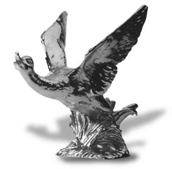 Flying Duck (Large) Hood Ornament - Louis Lejeune