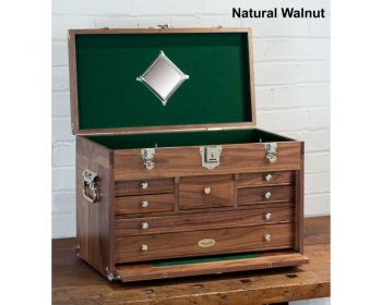 2007 Classic Chest by Gerstner in Natural Walnut wood