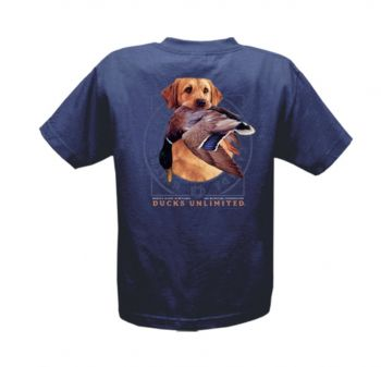 Great Yellow Retriever DU T Shirt