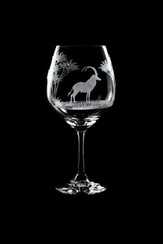 Vino Grande Wine Glass - Sable Design - Queen Lace Crystal