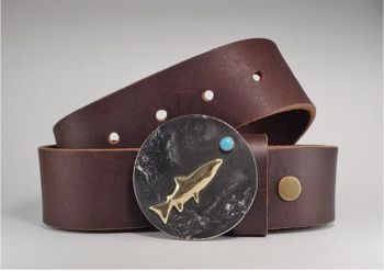 Trout Buckle by Tyger Forge