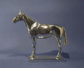 "Hunter 5"" Saddled Hood Ornament"
