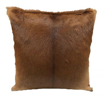 Impala Hide Pillow
