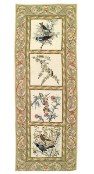 John Audubon Mixed Stitch Rug by Michaelian Home