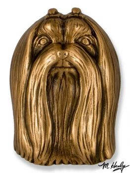 Maltese Door Knocker by Michael Healy