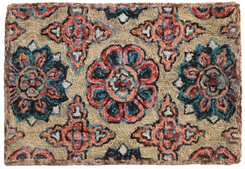 Mary Felted Wool Rug by Michaelian Home