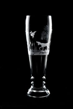 24 oz. Pilsner Glass by Queen Lace Crystal
