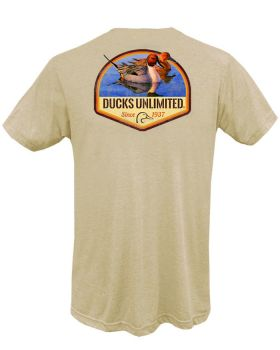 Kelly the Lab Ducks Unlimited Short Sleeve T-Shirt