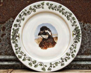 Quail Head Plantation China Dinnerware by WM Lamb and Son