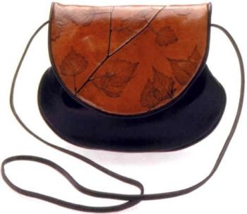 Ra'Jean Bag by Leaf leather