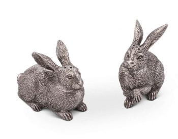 Wild Hare Salt & Pepper Set - Vagabond House
