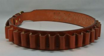 Shotshell Belt showing ammo holder